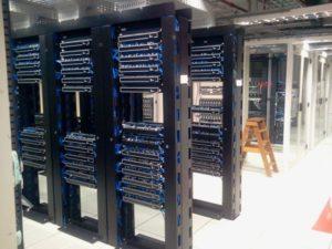 Datacenter de un servicio de hosting