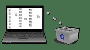 limpieza de navegador chrome